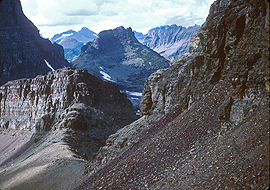 Livingstone Range, Glacier National Park