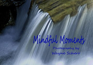 Mystery Creek cover for Mindful Moments